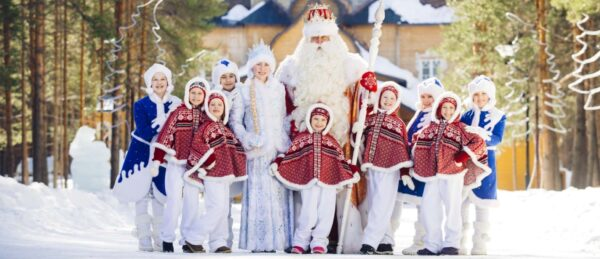 В Великом Устюге открыт офис Деда Мороза.